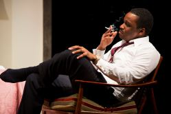 Bowman Wright as Dr. Martin Luther King, Jr.