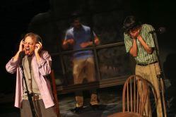 Ed Christian, Andrew Ferlo and Rafael Sebastian Medina as Rick, Chili and Sanjay