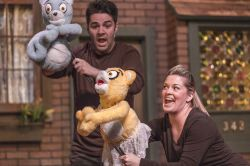 Bad Idea Bears (puppets), Matt Liptak and Charlene Sloan