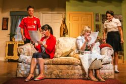Luke Markham (Gavin Smith), Annie Ermlick (Barbara Smith), Tricia O'Neill-Politte (Mary Smith)