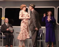 Gary Cramer (Matthew Clark), Heather Norcross (Anita Highland), James McDaniel (Owen O'Malley), and Kathy Fannon (Ida Webb)