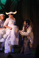Mysterious Man (Vincent Zhao), Milky White (Raina Payne/Katie Halverson)
