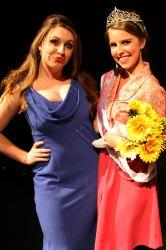 Rachel Van Meter and Carys Meyer as Velma & Amber Von Tussle