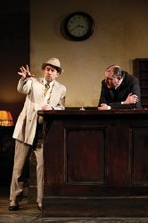Richard Schiff as Erie Smith and Randall Newsome as Night Clerk