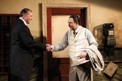 Randall Newsome as Night Clerk and Richard Schiff as Erie Smith