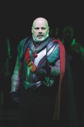 Steve Pickering as Wallenstein