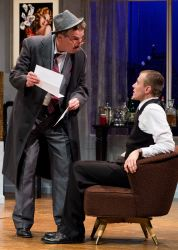 Mick Tinder as Mr. Baker, Alex Alferov as Buddy
