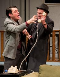 Elliott Kashner as Alan, Mick Tinder as Mr. Baker