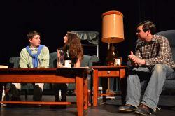Gavin Moore, Emily Kelly, Zach Moser