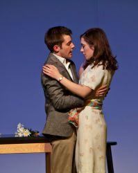 Mitchell Buckley (Charlie Gordon), Madeleine Bloxam (Alice Kinnian)