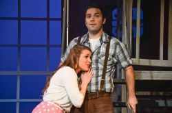 Melissa Berkowitz (Hope), Matt Liptak (Bobby) 'Follow Your Heart'