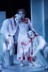 Matthew Pauli (Lucius), Miranda Medugno (Lavinia), Toby Mulford (Marcus)