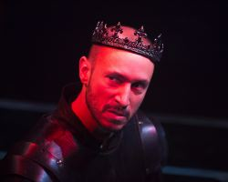 Drew Cortese stars as King Richard