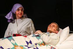 Katie Wattendorf as Bessie & Daniel Kingsley as Marvin