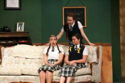 Rachel Mayman, Lily Brock, Sydney Copp