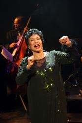 Solo of Freda Payne as Ella Fitzgerald