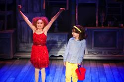 Presley Ryan as Little Cee Cee, Brooklyn Shuck as Little Bertie