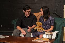 Jake Gonzalez and Liesl Jaeger