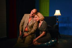 Matthew Randall as Allan and Shannon Benton as Jane