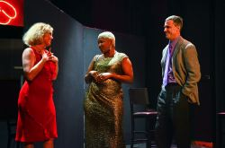 Shannon Benton as Jane; Rikki Howie Lacewell as Marrell; and Allen McRae as Jean-Pierre