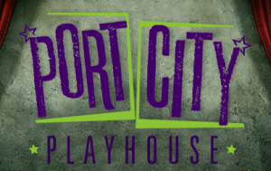 Port City Playhouse logo